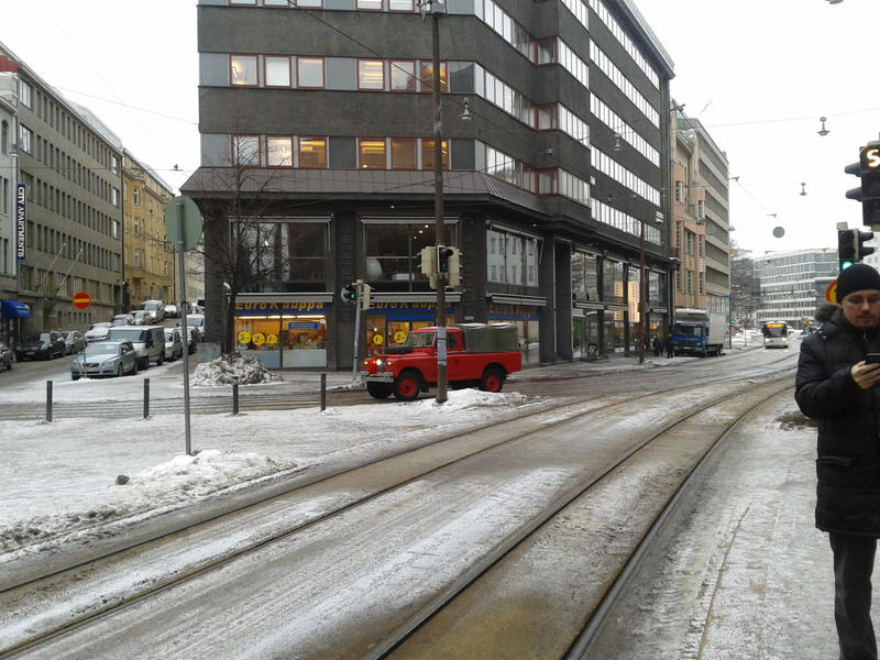 Helsinki Landie
